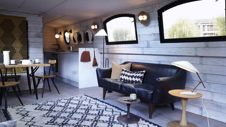 Interior - Berts Barges - RYE Design