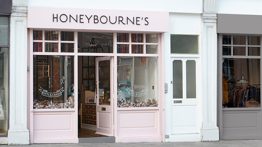 Honeybourne's - RYE Design