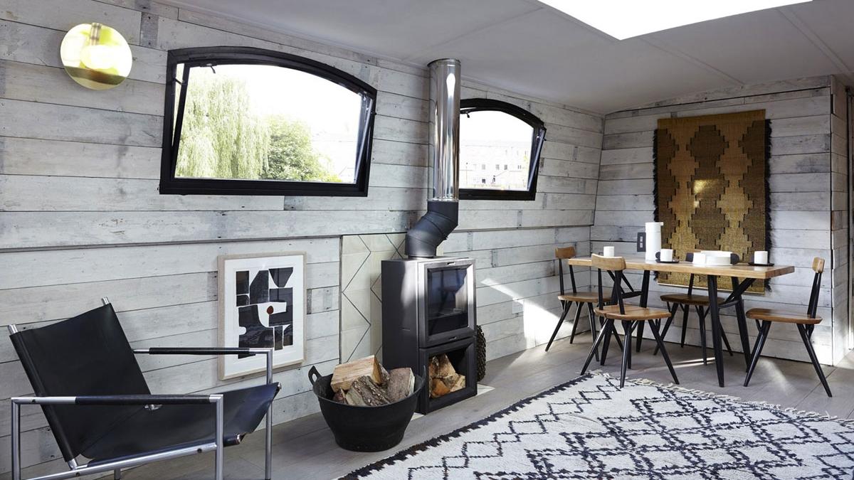 Livingroom - Berts Barges - RYE Design