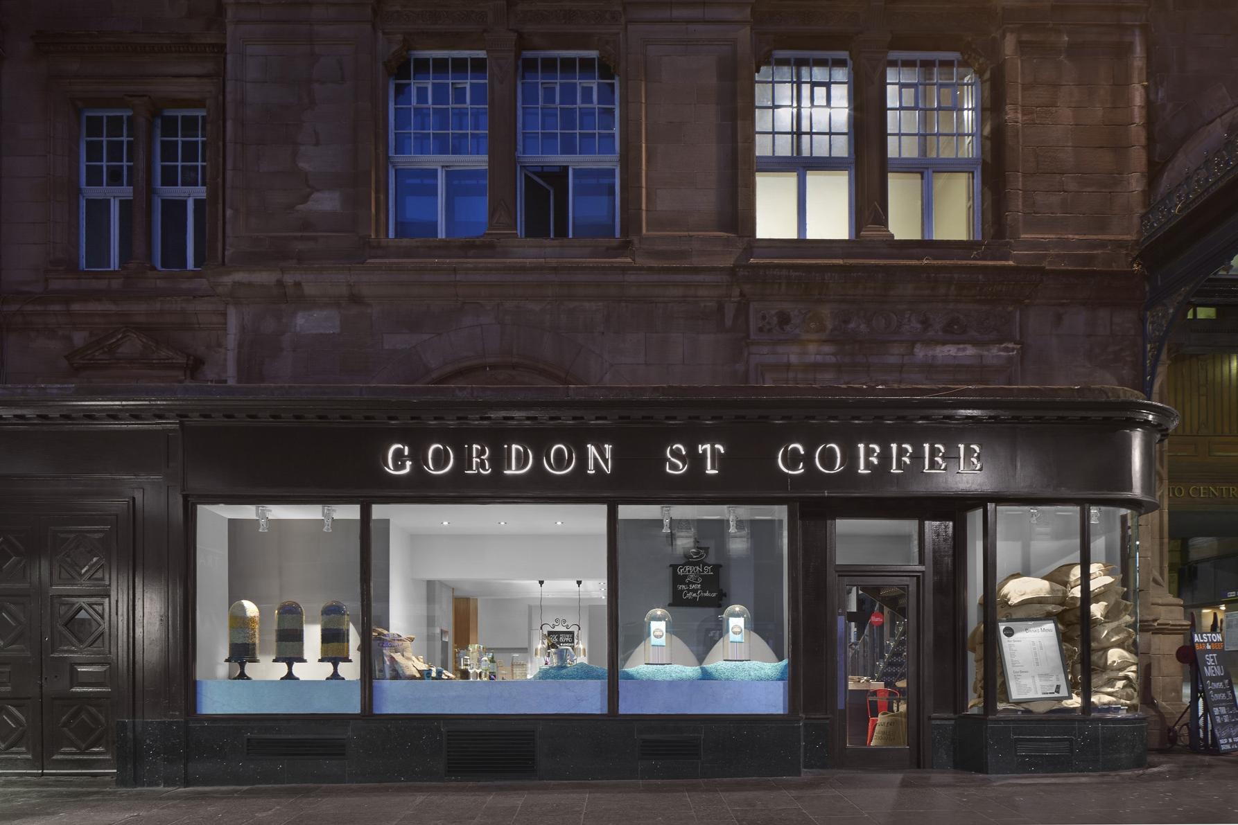 Exterior - GSC Glasgow - RYE Design