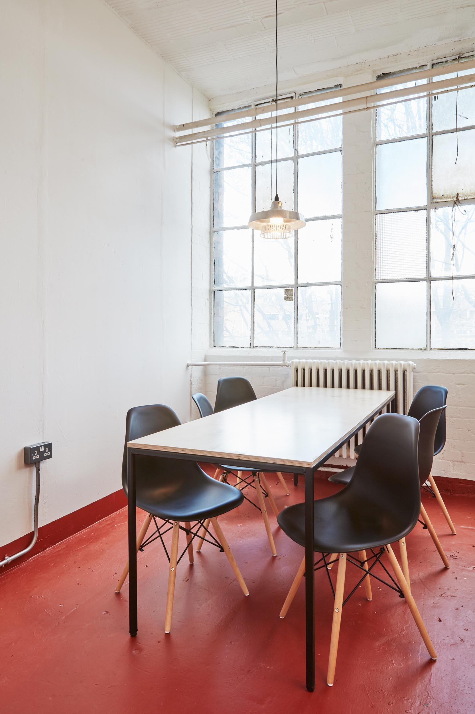 Meeting Room - Office Club - RYE Design