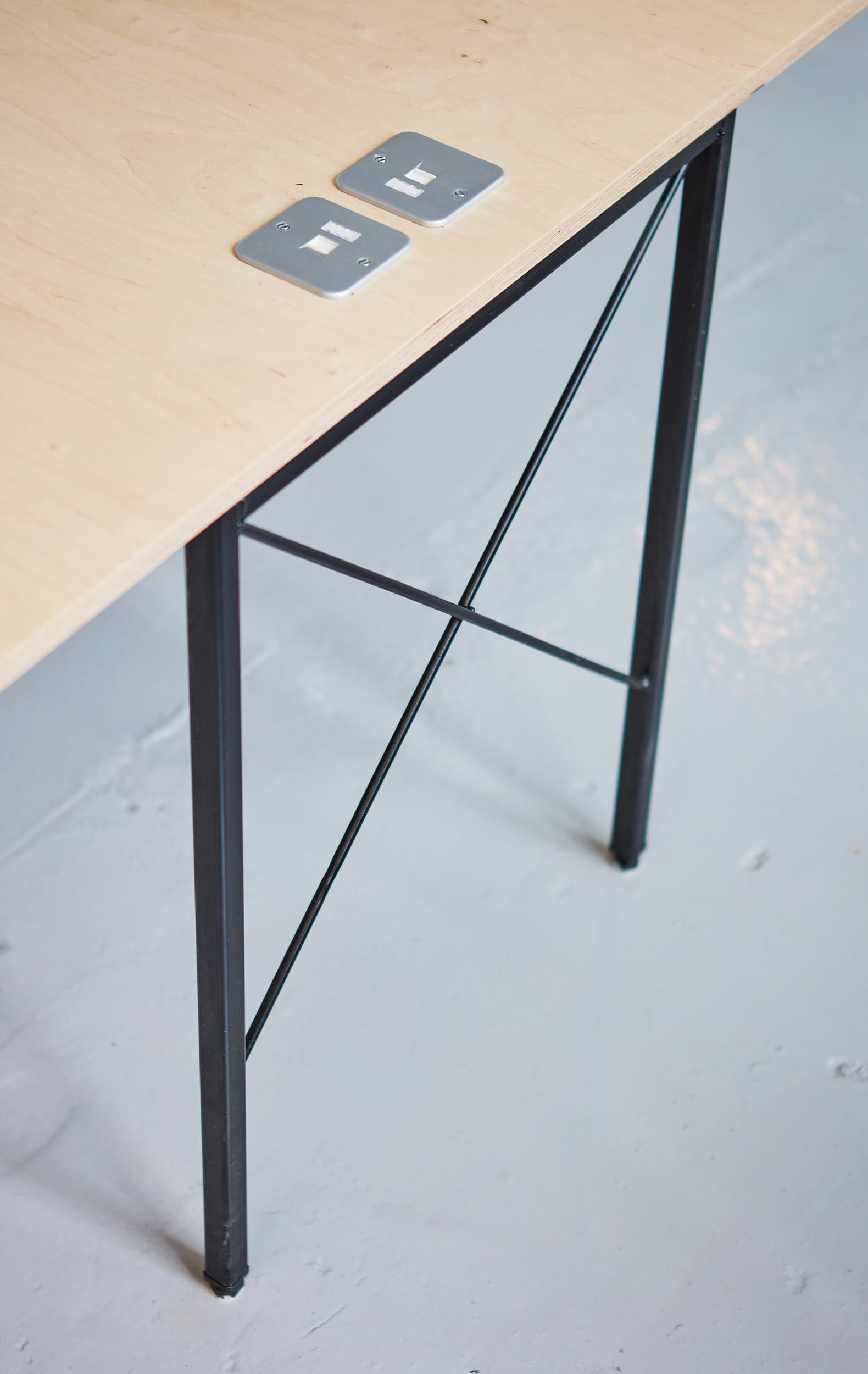 Metalwork - Office Club - RYE Design