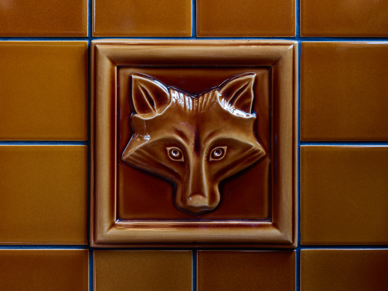 Tile - The Fox - RYE Design