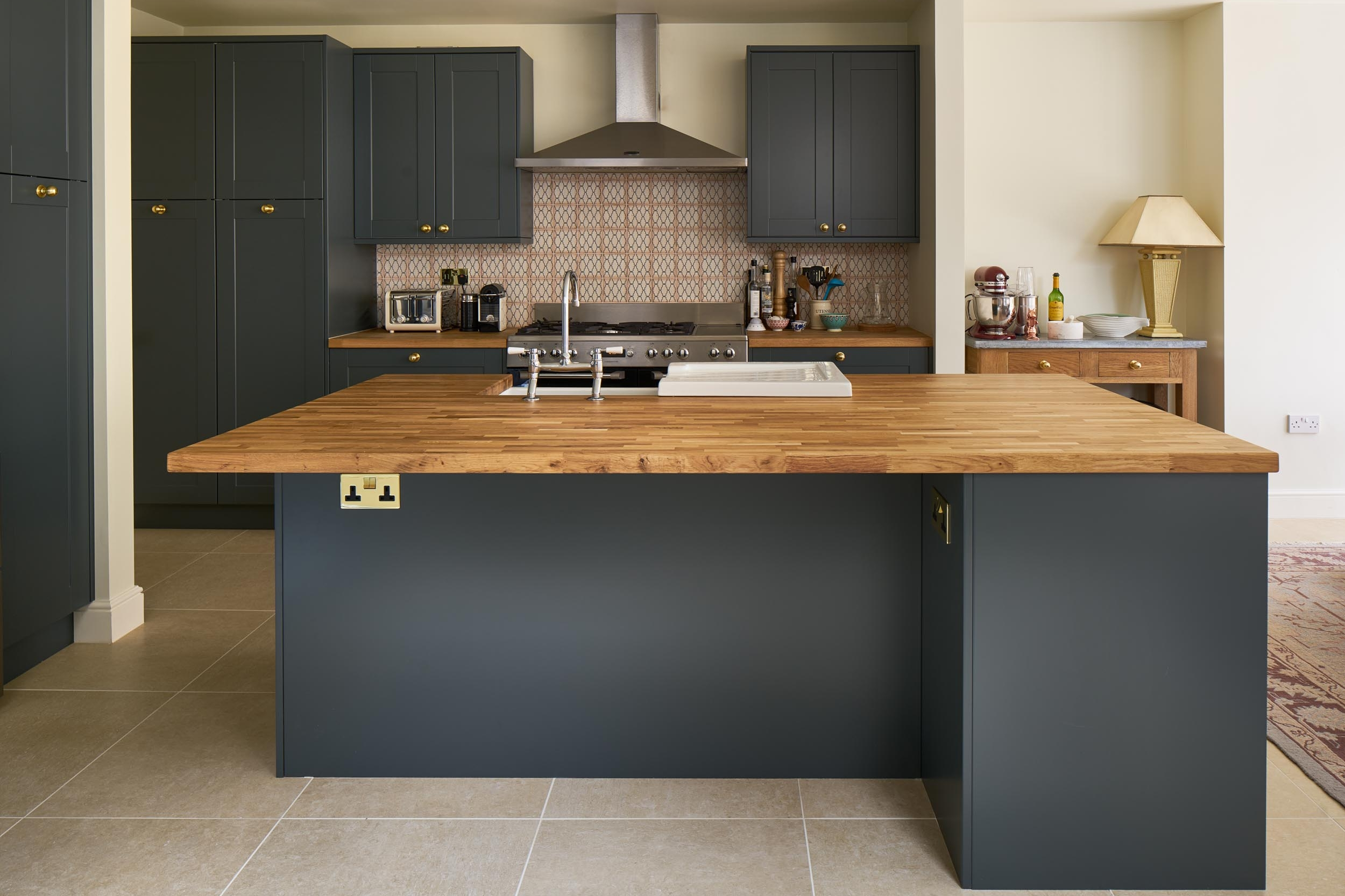 Kitchen - Sedlescombe - RYE Design