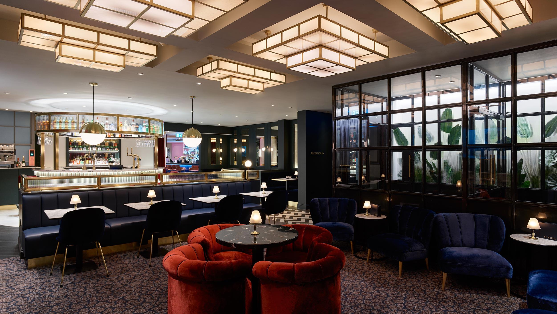 Lounge - Champagne Bar - RYE Design