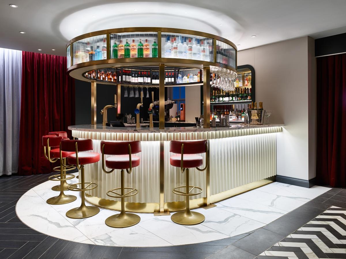 Bar - Champagne Bar - RYE Design