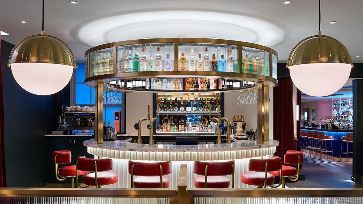 Champagne Bar - RYE Design