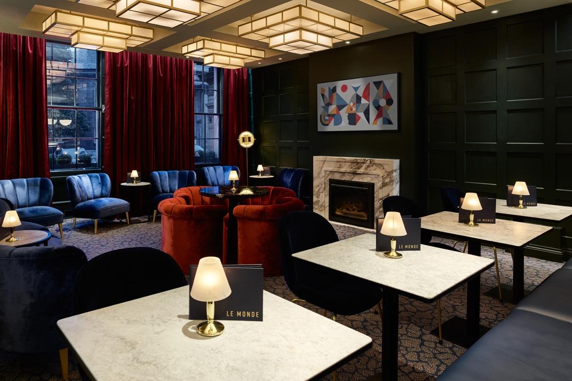 Interior - Champagne Bar - RYE Design
