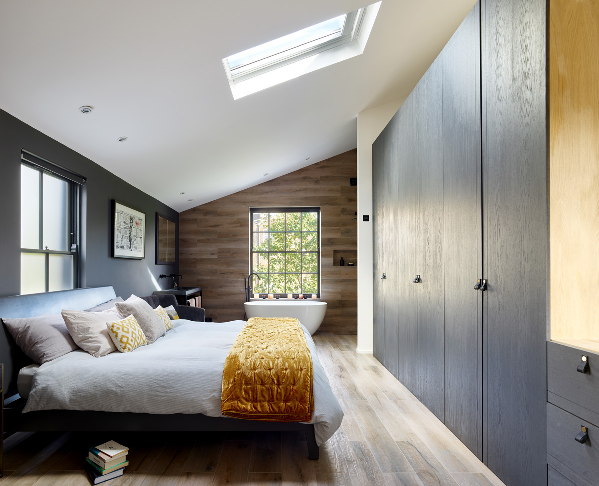 Master Bedroom - Camden - RYE Design