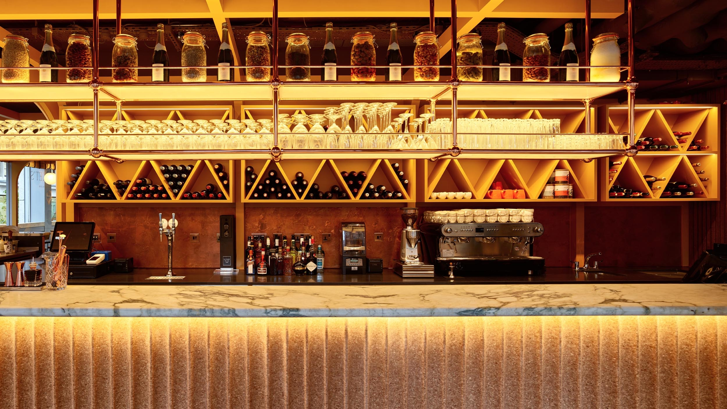 Bar - Locket's - RYE Design