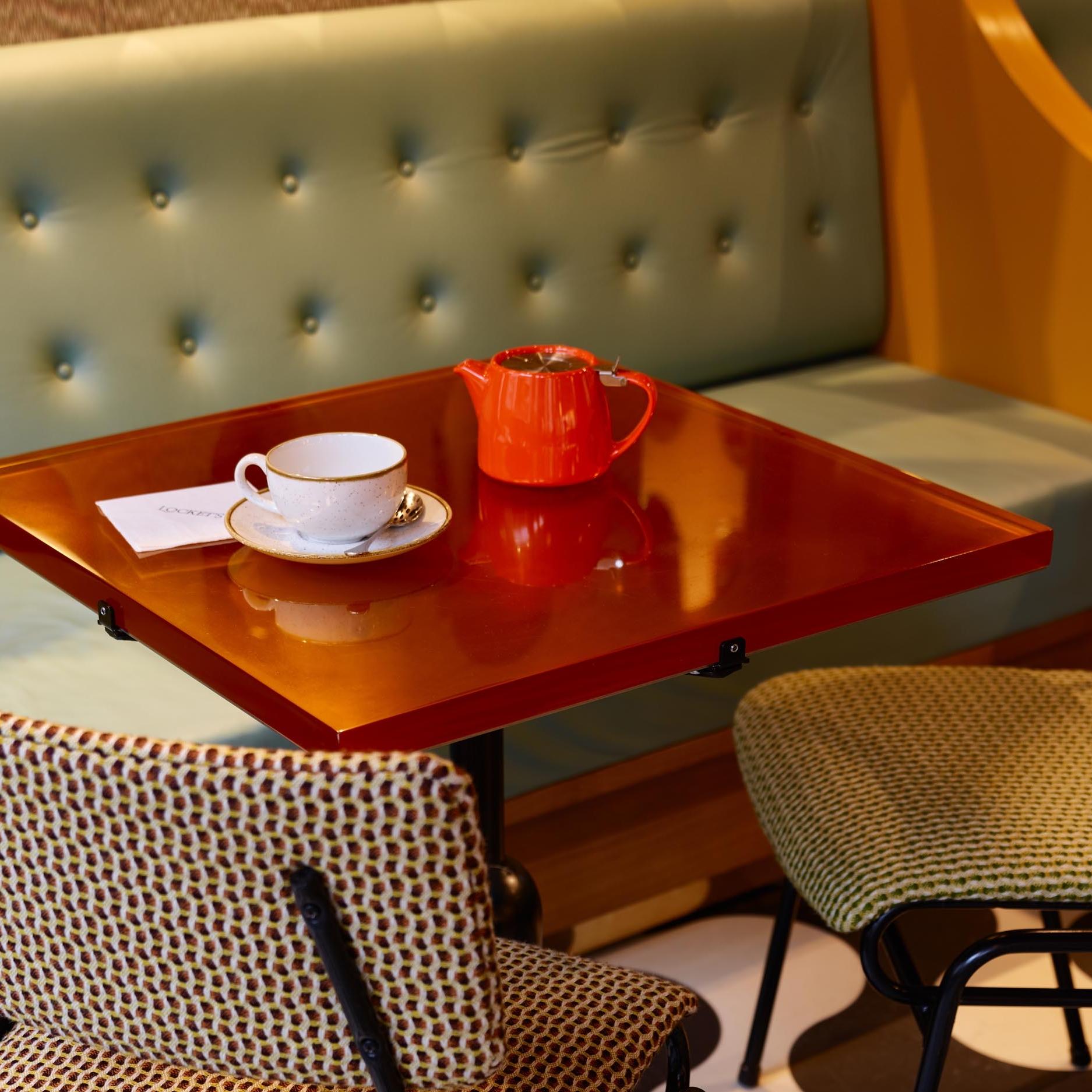 Table - Locket's - RYE Design
